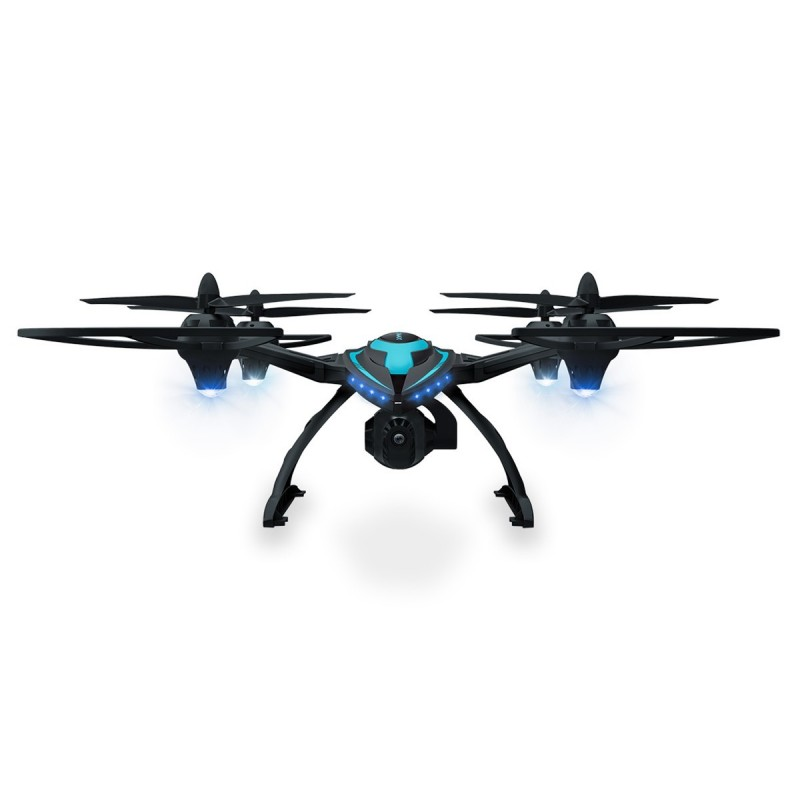 Overmax X-Bee 7.2 semi proffesionele grote drone Gimbal, Return, FPV en Altitude hold